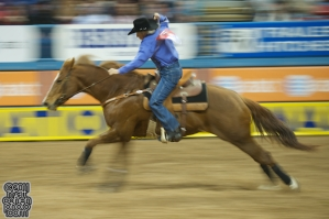 PRCA Rodeo 2010 - Dec 03 - Wrangler National Finals Rodeo