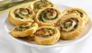 spinach roll up