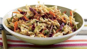 oriental crunch salad