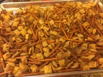 Hyatt's Quick and Easy Snack Mix
