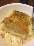 Creamy Chicken & Bacon w/Herbed Puff Pastry